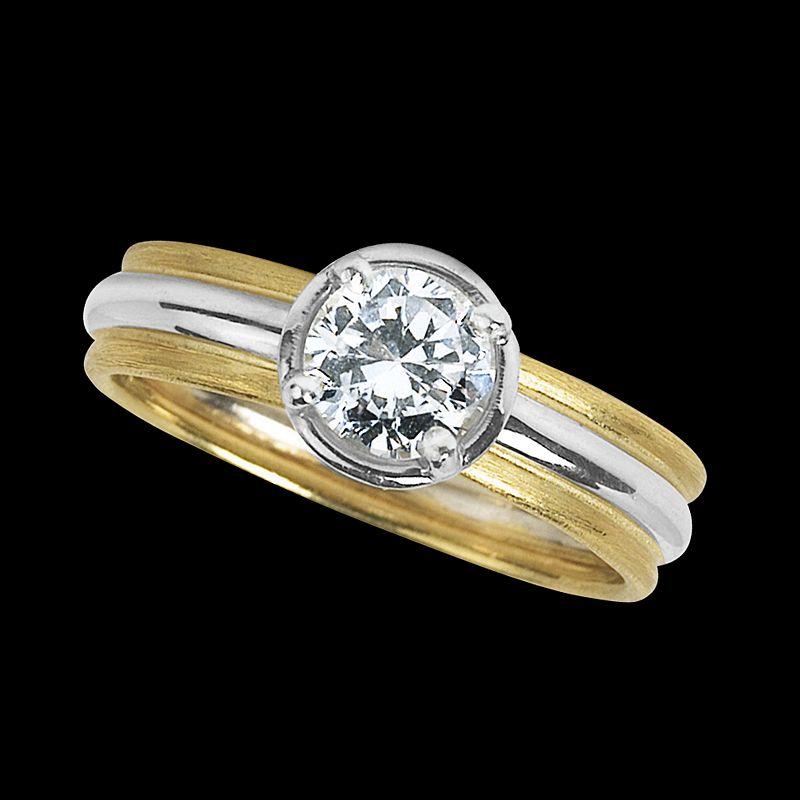 Corona Engagement Platinum: Joan Michlin - Wearable Art